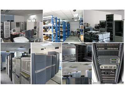 服务优势与备件支持体系