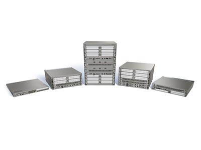 思科 ASR 1000 系列聚合服务路由器